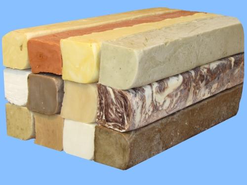 Горячий способ изготовления натурального мыла